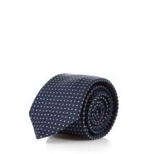 Γραβάτα Tommy Hilfiger SilkBlend Dot Design 7cm Tie TT0TT061221