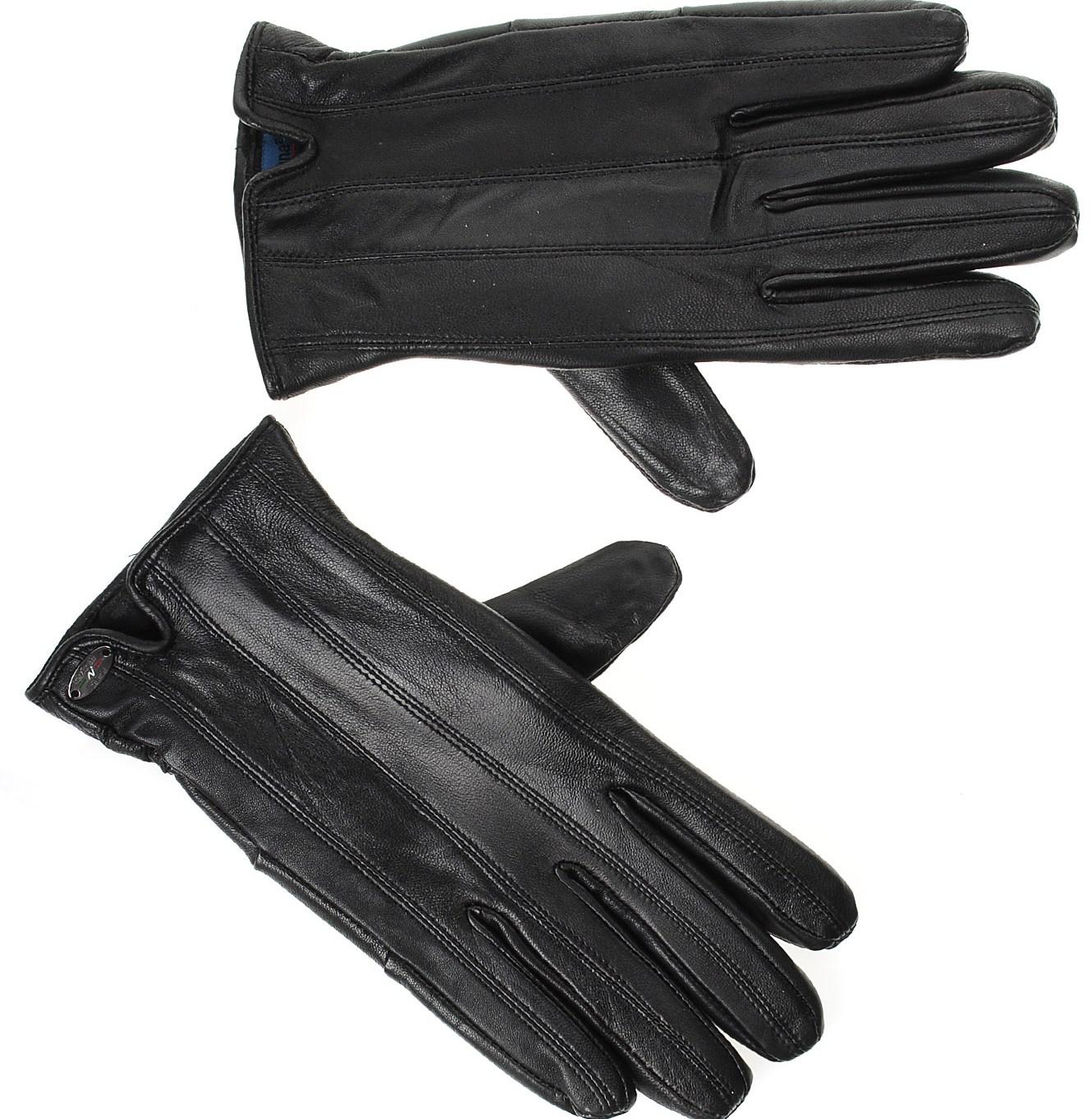 Ανδρικά Δερμάτινα Γάντια Brandbags Collection NIG012