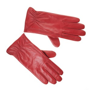 Γυναικεία Δερμάτινα Γάντια Guy Laroche 98862