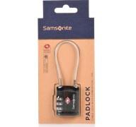 Λουκέτο με Συνδυασμό Samsonite Global TA Cablelock 3 Dial TSA 121296