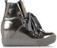 Μποτάκι - Πλατφόρμα Fornarina Meti Gunmetal Bolero Wo's Ankle Boot PI18MJ1071IR01