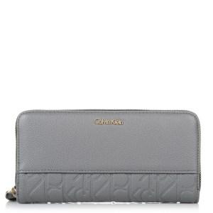 Πορτοφόλι Κασετίνα Calvin Klein Mish4 Large Ziparound K60K602158