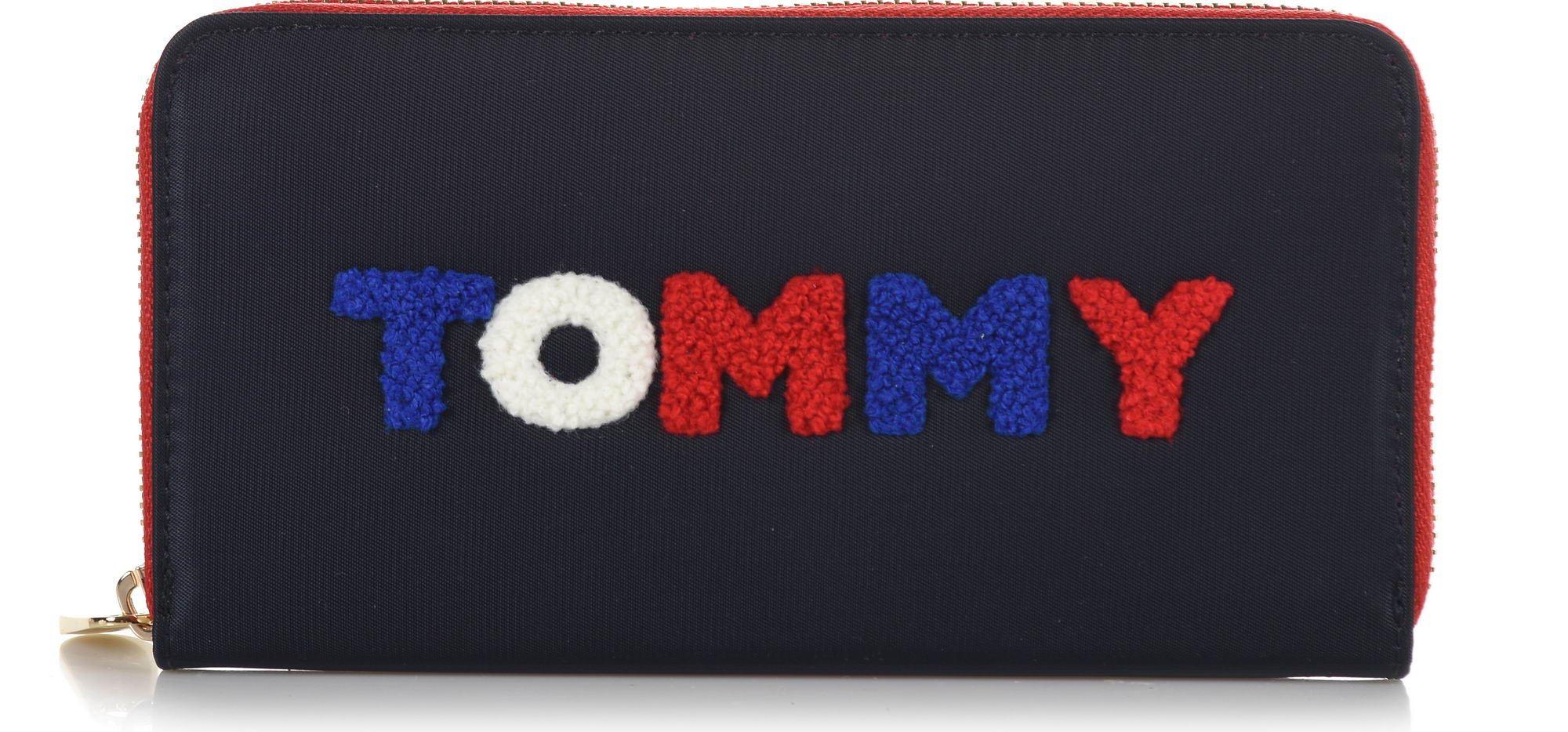 Πορτοφόλι Κασετίνα Tommy Hilfiger Poppy LRG ZA AW0AW05858