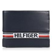 Πορτοφόλι Tommy Hilfiger Tape Mini CC Wallet AM0AM04561 image
