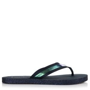 Σαγιονάρες Tommy Hilfiger Flat Beach Sandal Iridescent FW0FW04016