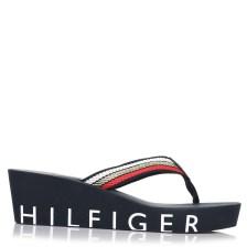 Σαγιονάρες Tommy Hilfiger Iconic Wedge FW0FW03866