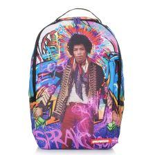 Σακίδιο Πλάτης Sprayground Jimi Hendrix Dream Backpack 910B1306NSZ