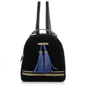 Σακίδιο Πλάτης Trussardi Jeans Judy Velvet Backpack 75B109