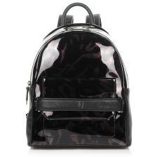 Σακίδιο Πλάτης Trussardi Jeans Paprica Backpack Patent Ecoleather 75B00557