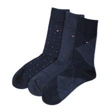 Σετ Κάλτσες Tommy Hilfiger 3-Pack 472016001