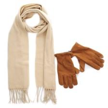 Σετ Κασκόλ - Γάντια Trussardi Jeans 57W203