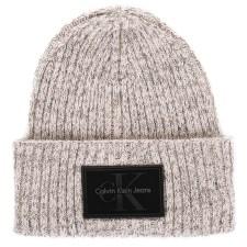 Σκουφάκι Calvin Klein Calvin J Basic Rib Beanie K60K603356