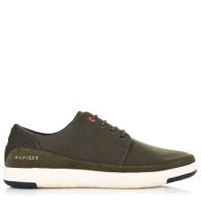 Sneakers Tommy Hilfiger Light Material Mix Lace Up Shoe FM0FM02069