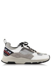Sneakers Tommy Hilfiger Patent Fahion Runner FW0FW04609