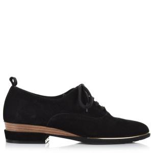 Suede Δερμάτινα Oxford Παπούτσια Chaniotakis 182,01,16,00385,500