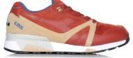 Suede Δερμάτινα Sneakers Diadora N9000 Premium