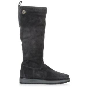Suede Δερμάτινες Μπότες Tommy Hilfiger Rita 4B