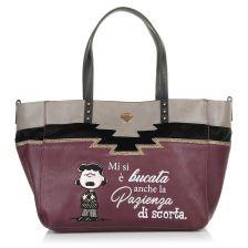 Τσάντα Ώμου Le Pandorine Capsule Peanuts Shopper AI18DAS02238