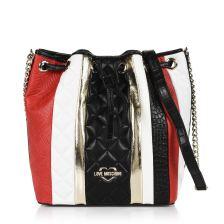 Τσάντα Ώμου-Χιαστί Love Moschino JC4222PP06KB
