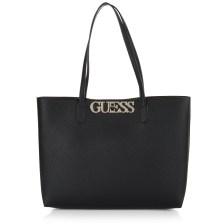 Τσάντα Ώμου Guess Uptown Chic HWVG730123
