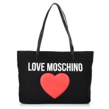 Τσάντα Ώμου Love Moschino Borsa Canvas JC4330PP07KV