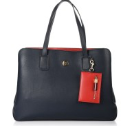 Τσάντα Ώμου Tommy Hilfiger Charming Tommy Work Bag AW0AW07312