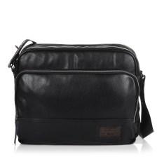 Τσάντα Ταχυδρόμου Bugatti Motto D/Shoulder Bag Horizontal 498255