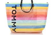 Τσάντα Θαλάσσης Tommy Hilfiger Tommy Summer Tote Rb AW0AW06781