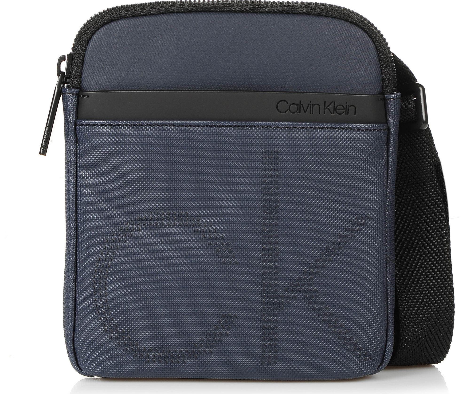 Τσαντάκι Χιαστί Calvin Klein Ck Point Mini Flatc K50K503875