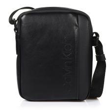 Τσαντάκι Χιαστί Calvin Klein Εlevated Logo Mini Reporter K50K503883