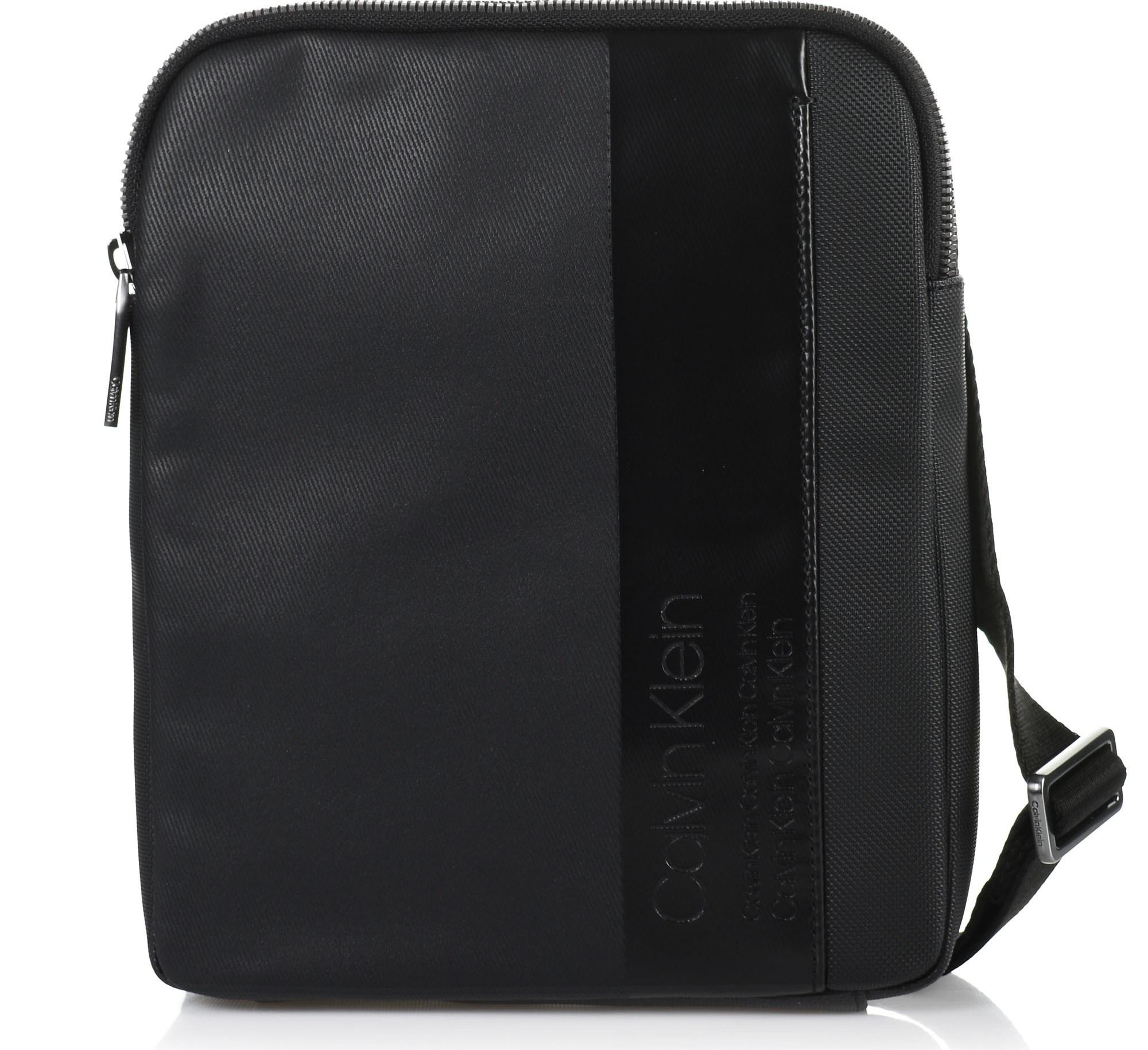 Τσαντάκι Χιαστί Calvin Klein Elevated Mix Flat Crossover K50K504356