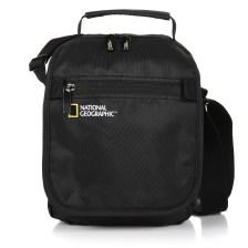 Τσαντάκι Χιαστί National Geographic Utility Bag With Flap N13205