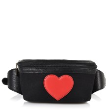 Τσαντάκι Μέσης Love Moschino Borsa Canvas JC4334PP07KV