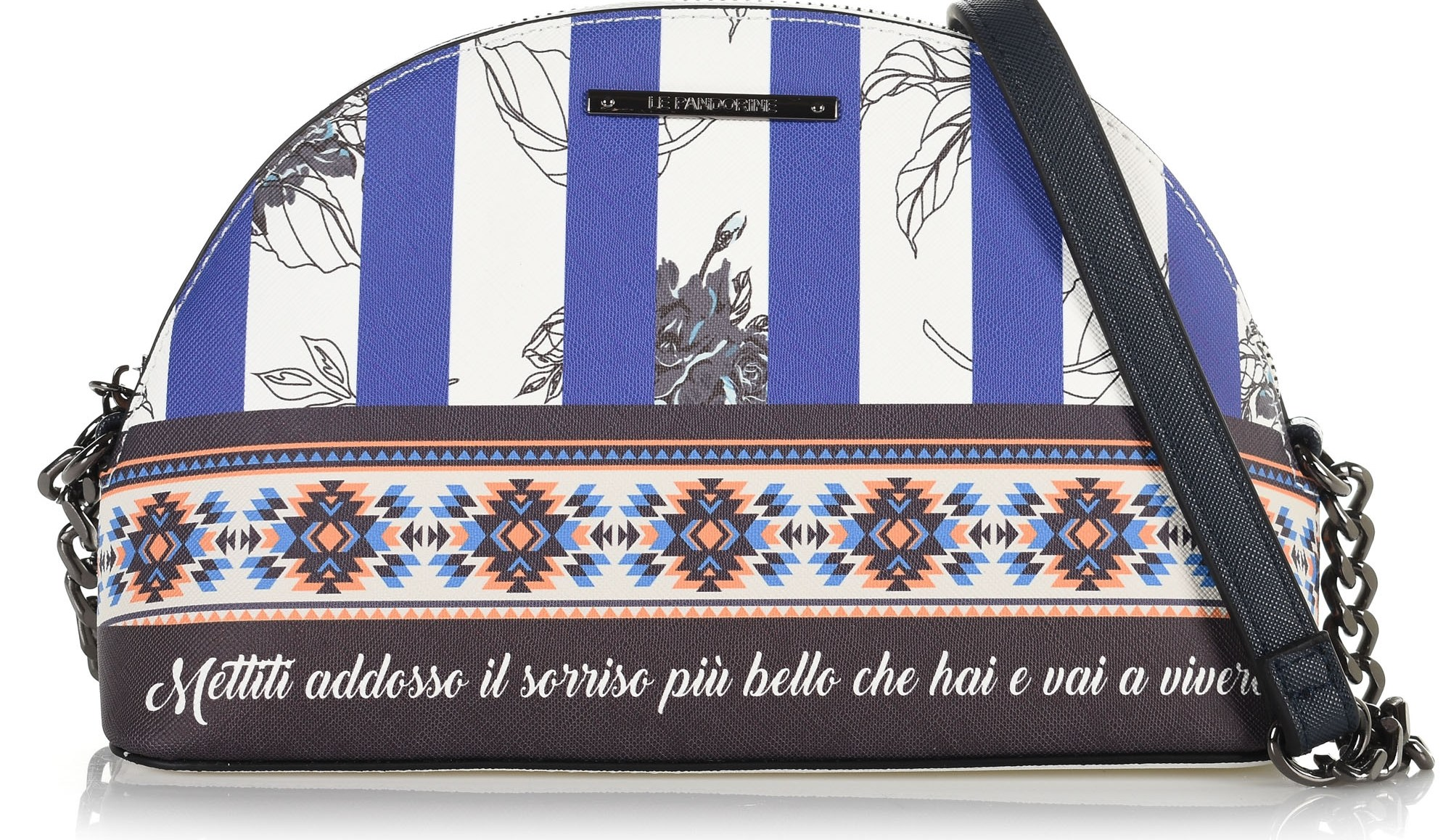 Τσαντάκι Ώμου-Χιαστί Le Pandorine Market Mini PE19DCC02354