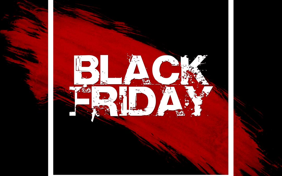 Aprovecha tu comunicación en el Black Friday
