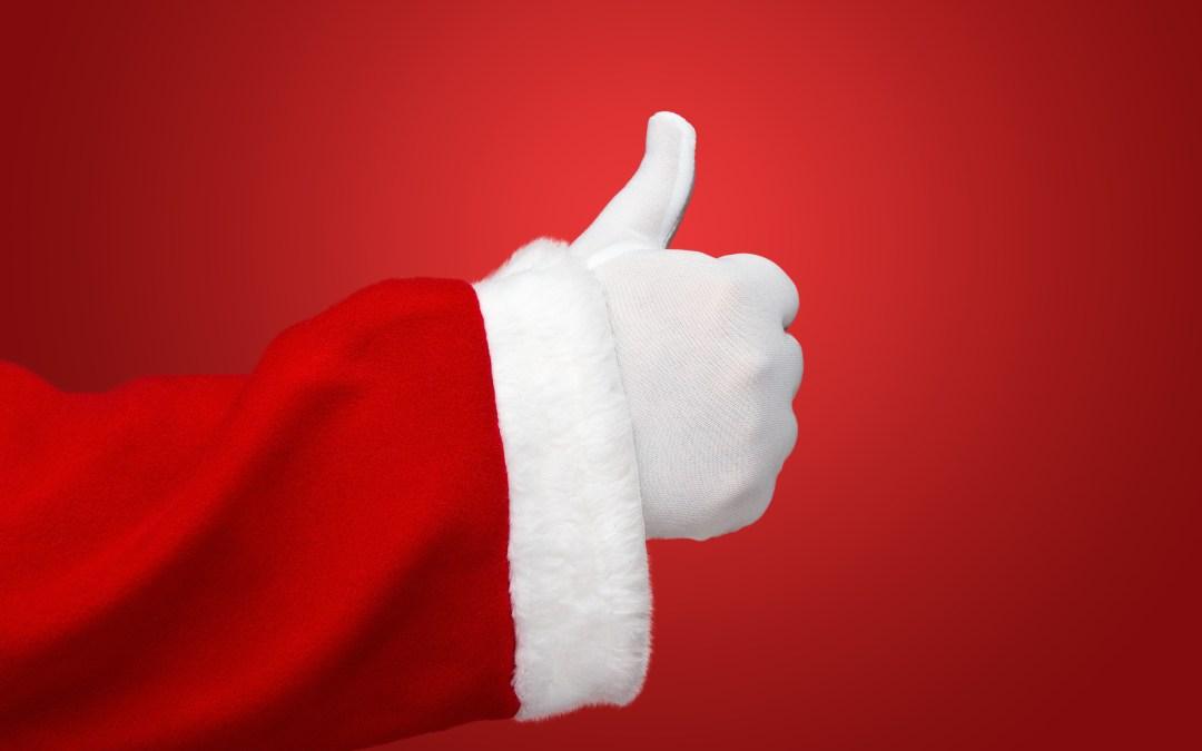 Redes sociales en Navidad