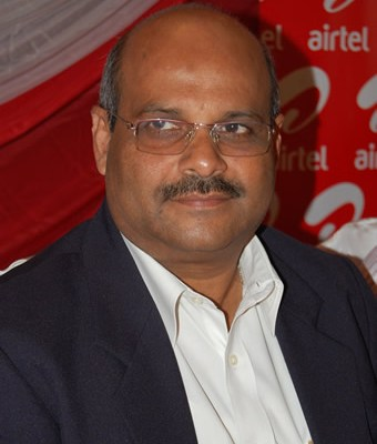 Deepak Srivastava, Chief Operating Officer and Executive Director Airtel
