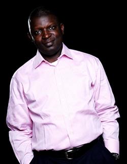 Tunji Abioye, CEO of Fuel Communications