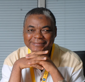 Mr. Bola Akingbade, Chief Marketing and Strategy Officer of MTN