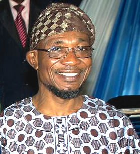 Governor, State of Osun, Rauf Aregbesola