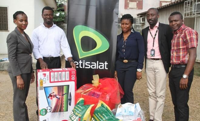 etisalsat NGO regift