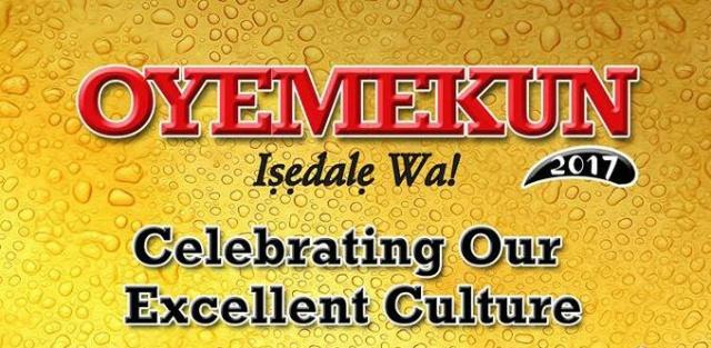 Oyemekun Festival