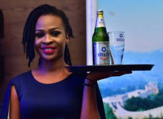 NIGERIAN BREWERIES LAUNCHES STELLA LAGER BEER INTO NIGERIAN MARKET