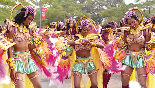 Calabar carnival pictures — photo 1