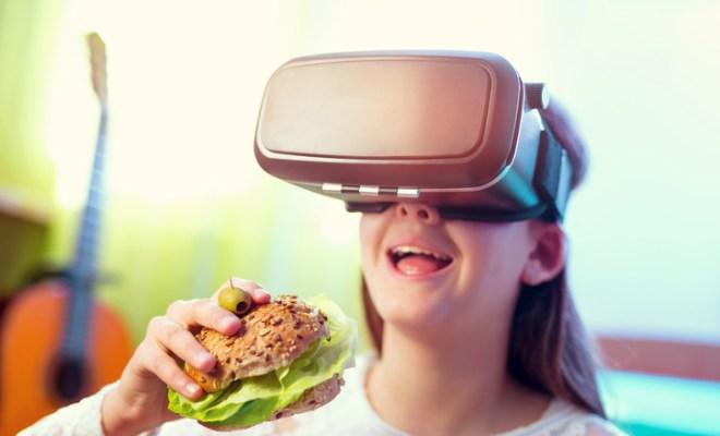 VR surroundings