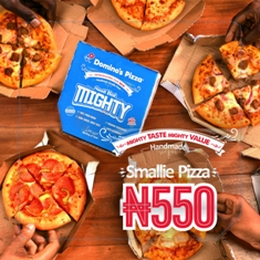 Smallie Pizza