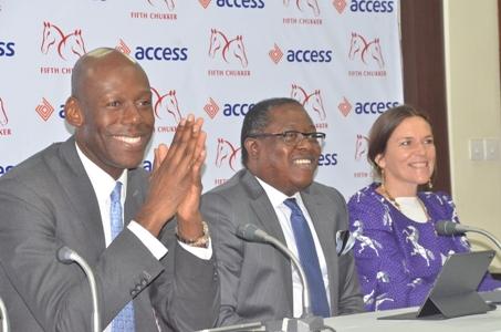 Access Bank Charity Polo
