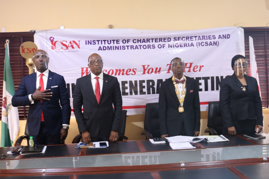 The Institute of Chartered Secretaries and Administrators of Nigeria (ICSAN) on Tuesday called for appointment of compliance officers in government agencies to ensure stability and adoption of best governance practices. ICSAN President, Mr Bode Ayeku, made the call in a statement made available to newsmen in Lagos. According to him, similar to the requirements in the […]