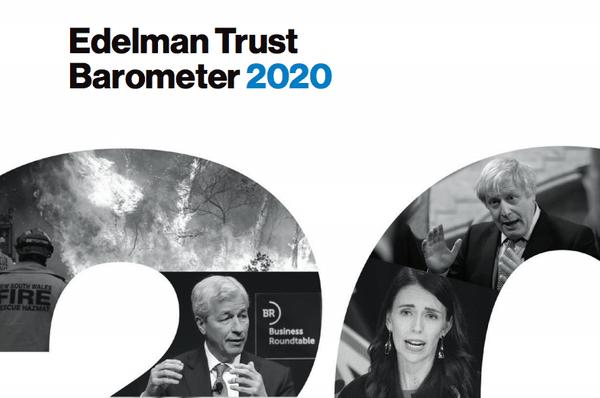 2020 Edelman Trust