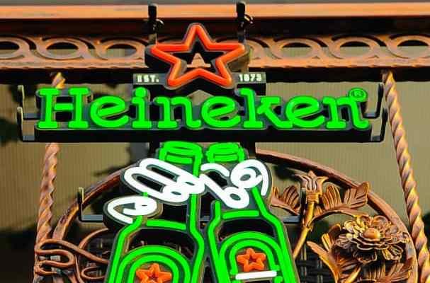 Heineken first leg